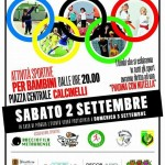 sport in piazza 2017